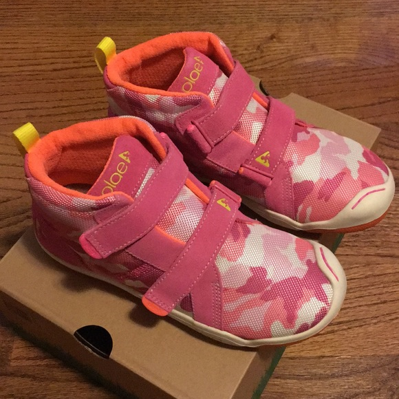 PLAE Shoes   Plae Max Camo Sneaker